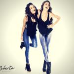 leggings estampadas primavera verano 2015 Roberta Basics