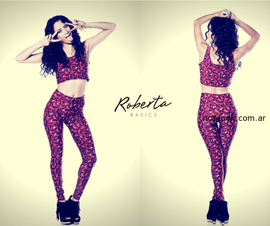 leggings verano 2015 Roberta Basics