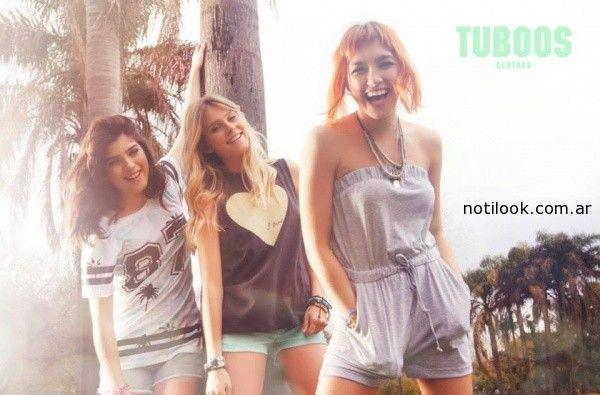 monoprendas juveniles verano 2015 Tuboos