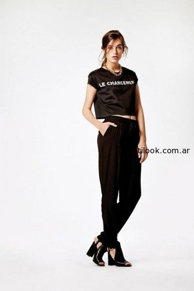 pantalones verano 2015 Estancias Chiripa