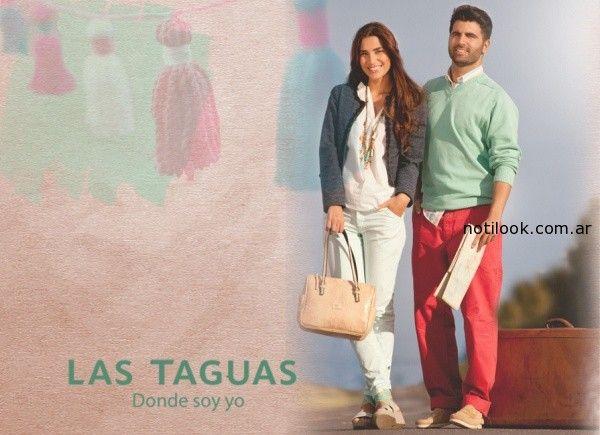tejidos verano 2015 las taguas