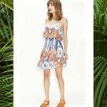vestido de dia asterisco verano 2015