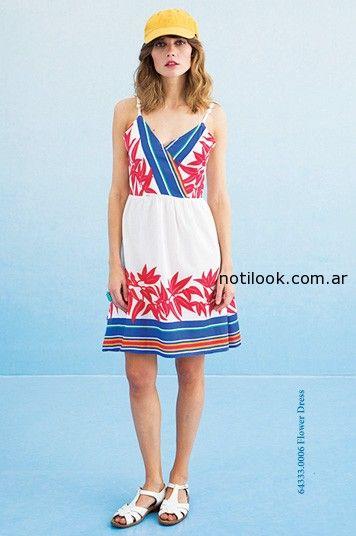 vestido informal verano 2015 levis