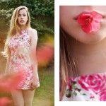 vestidos de dia verano 2015 Yosy Lovers