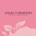 Angel y Demonio logo