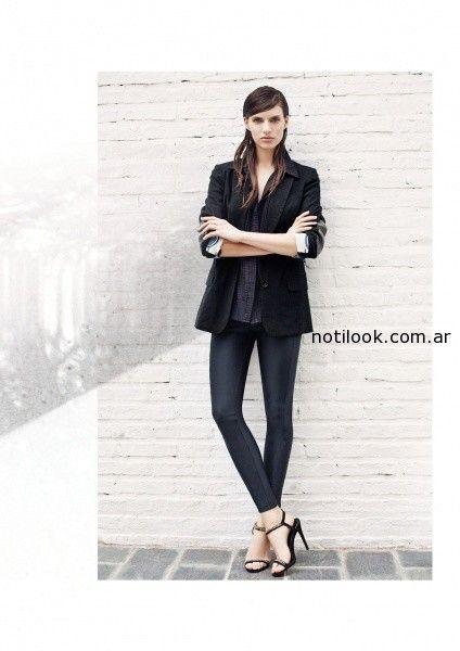 blazer femenino verano 2015 graciela naum
