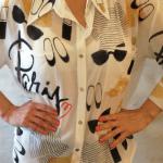 camisas de gasa  verano 2015 monica acher