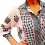 camisas estampadas primavera verano 2015 monica acher