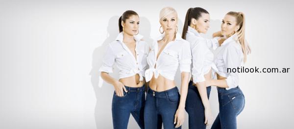 camisas mujer Adriana Costantini