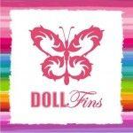 Doll Fins logo