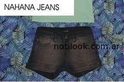nahana jeans shores verano 2015