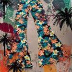 pantalon oxford estampado verano 2015 afixis