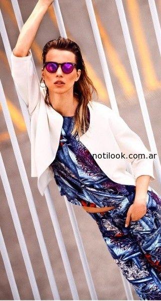 pantalones estampa tropical verano 2015 desiderata