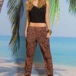 pantalones estampados verano 2015 Promesse