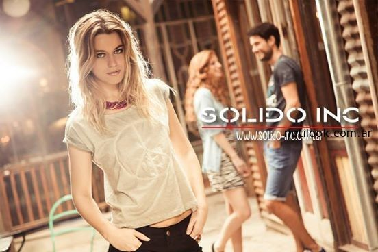 remeras solido inc. verano 2015