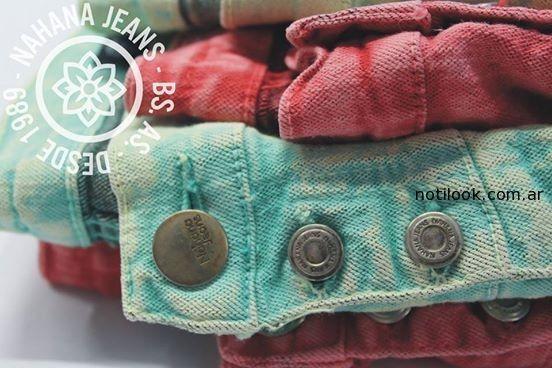 short nahana jeans verano 2015