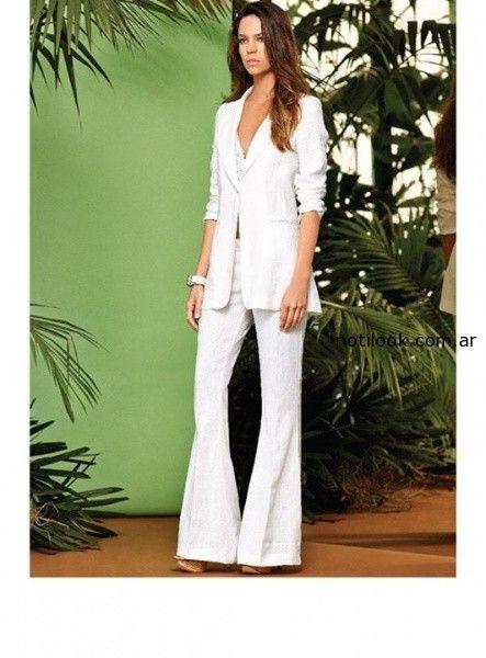 trajes femeninos verano 2015 naima