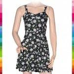 vestido estampa floral doll fins verano 2015