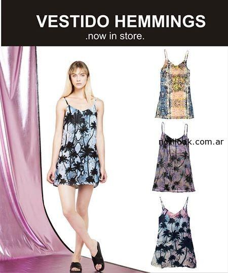 vestidos estampados de dia mia cruz verano 2015