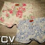 Shorts de VOV Jeans verano 2015