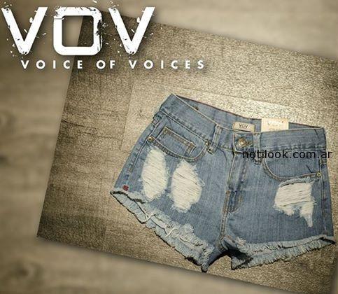 shores gastados vov jeans verano 2015