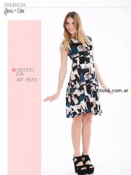 vestidos City Jenifer Argentina ve4rano 2015