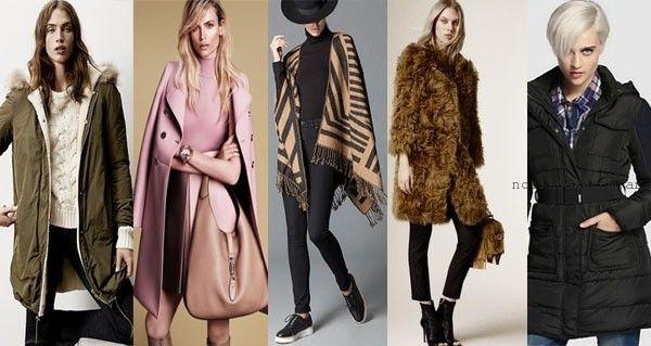 Moda - abrigos otoño invierno 2015 - tendencias en sacos y tapados
