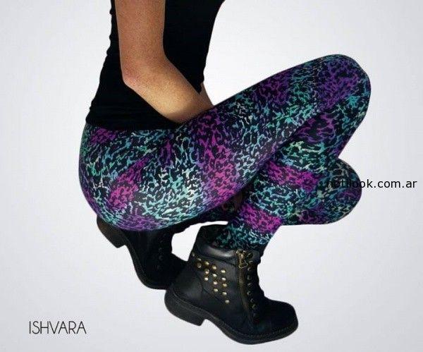 calzas estampadas ishvara verano 2015