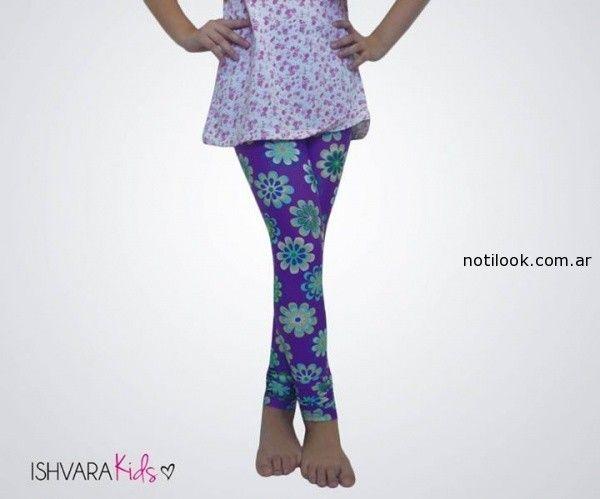 calzas para niñas ishvara verano 2015