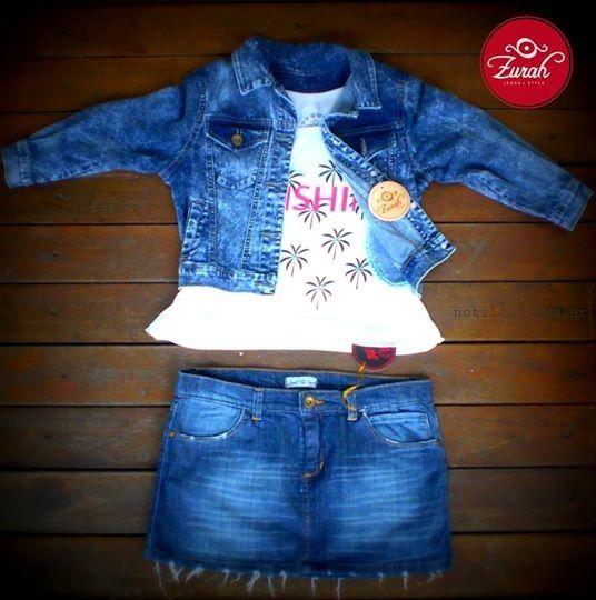 chaqueta de demin verano 2015 Zurah Jeans