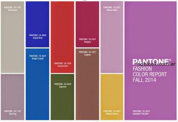 colores pantone invierno 2015