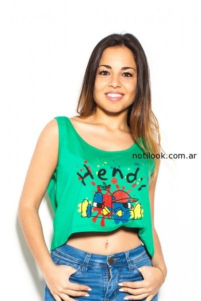 crop top hendy verano 2015