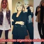 Adelanto colecciones argentina otoño invierno 2015
