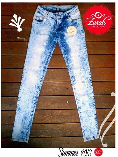 jeans verano 2015 Zurah Jeans