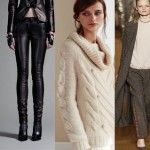 Tendencias moda otoño invierno 2015