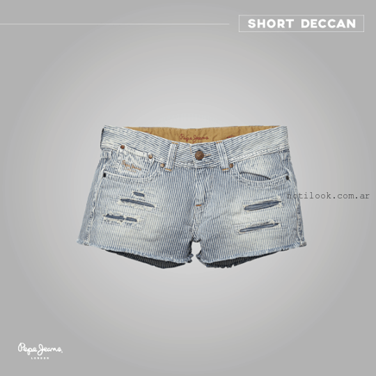 short Pepe Jeans mujer