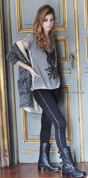 calzas invierno 2015 ossira 2015