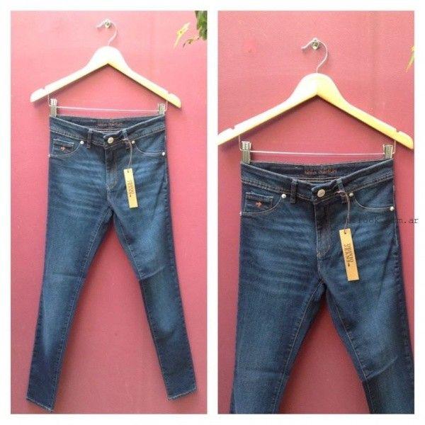 jean chupi azul Desvio jeans invierno 2015