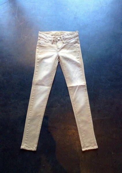 jeans color beige  - Desvio Jeans otoño invierno 2015