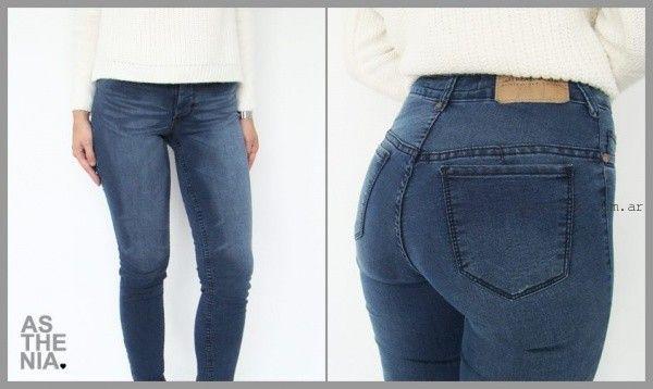 Asthenia Jeans elastizado invierno 2015