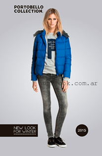 campera inflable Pepe Jeans invierno 2015