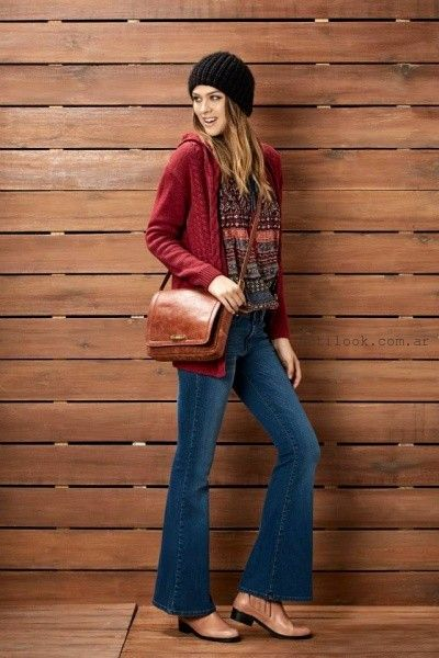 jean oxford  Kevingston Mujer invierno 2015