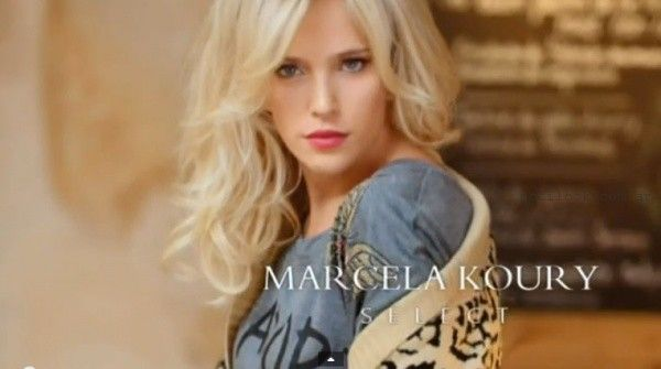 marcela koury select invierno 2015 Luisana Lopilato