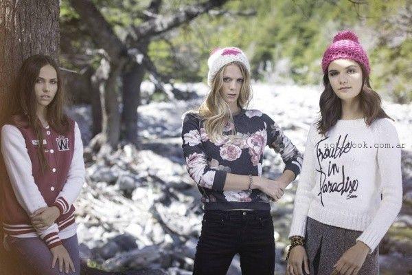 moda juvenil  otoño invierno 2015 - Scombro jeans