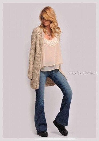 pantalon oxford ZHOUE otoño invierno 2015