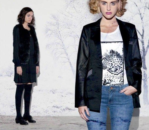 saco terciopelo  - Moda Urbana - Nucleo invierno 2015