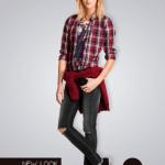 Pepe Jeans – Linea mujer invierno 2015