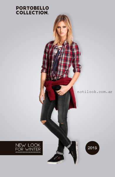 af4e0a838098a Pepe Jeans – Linea mujer invierno 2015