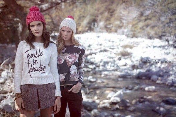 sweaters  otoño invierno 2015 - Scombro jeans