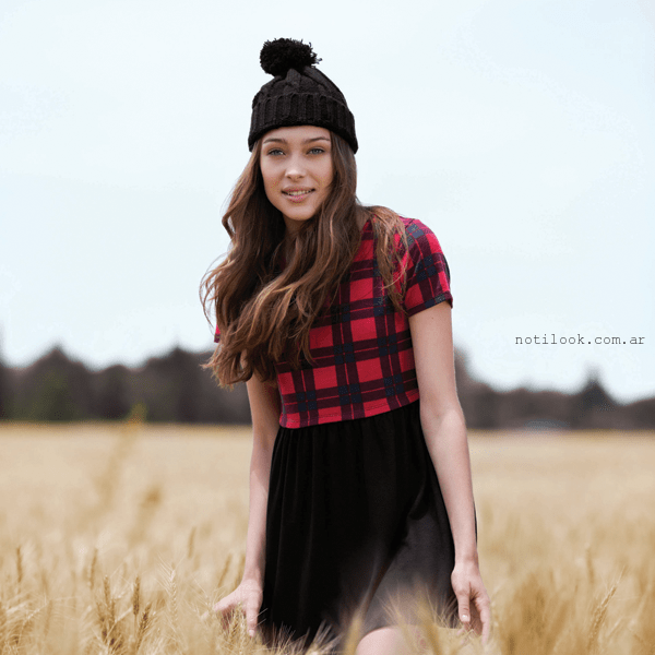 vestido para el dia como quieres que te quiera otoño invierno 2015